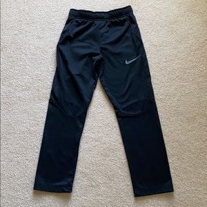 Boys Nike long pants size M